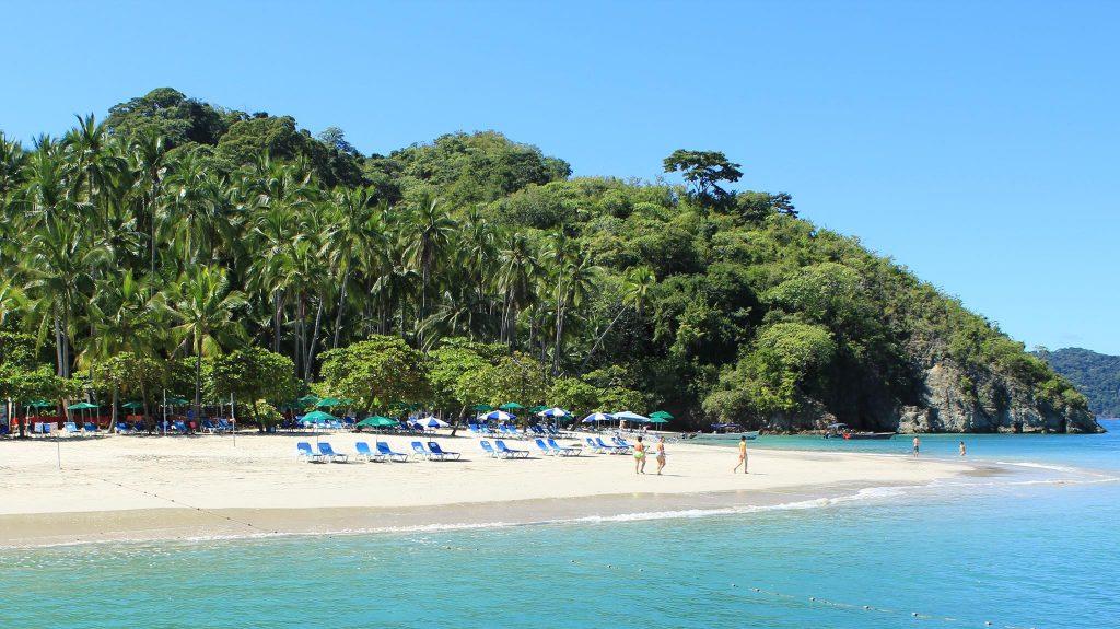 Beach of Tortuga Island