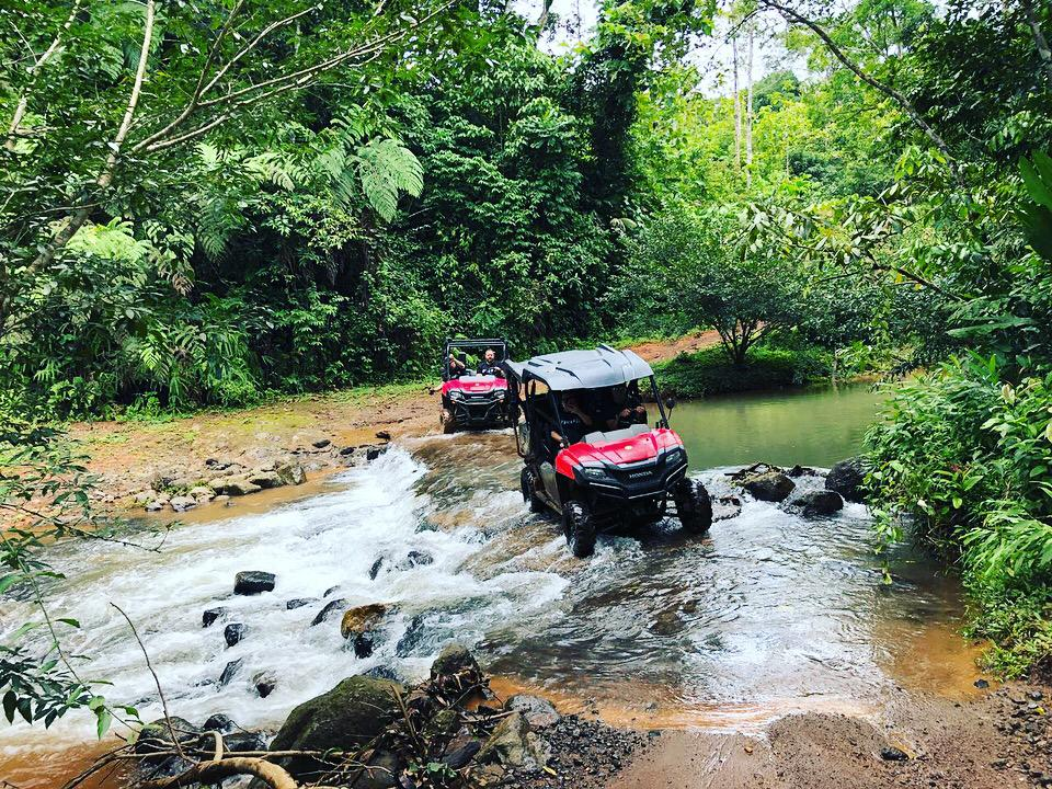 Boggie River Crussing