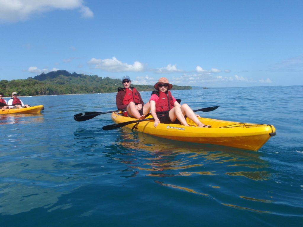 See Kayaking