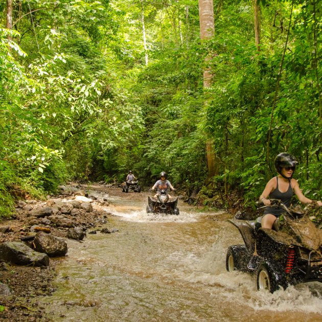 ATV Tour in Jaco Beach