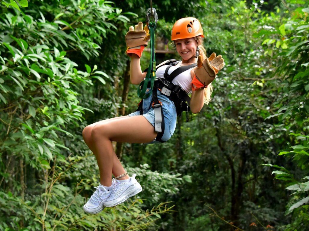 Carara Adventure Park Canopy